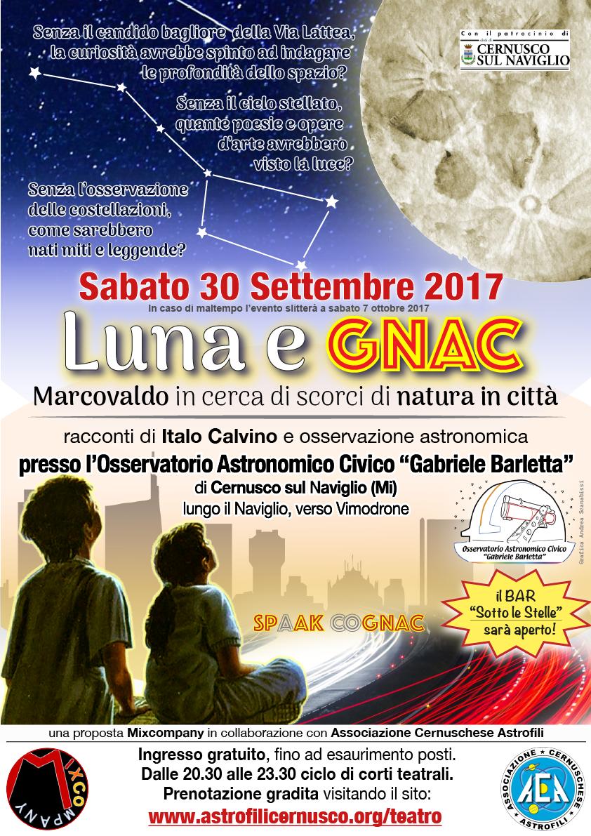 Locandina 30/09/2017: ACA e Mixcompany